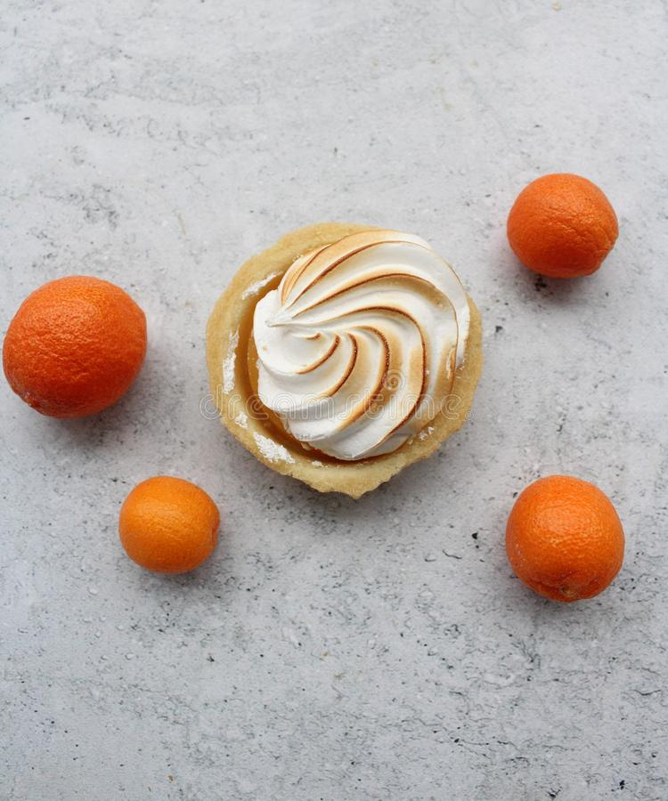 Les deliciois durcissent avec des oranges photo libre de droits