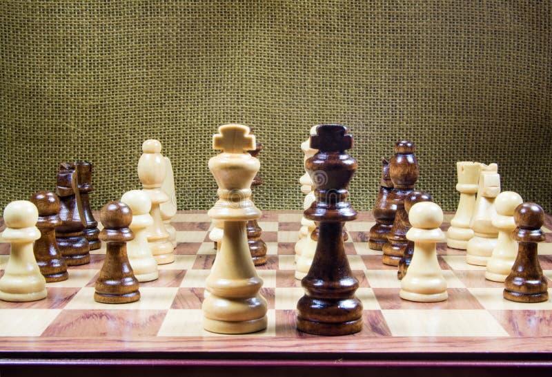 Les deux Rois Combine à mener photographie stock libre de droits