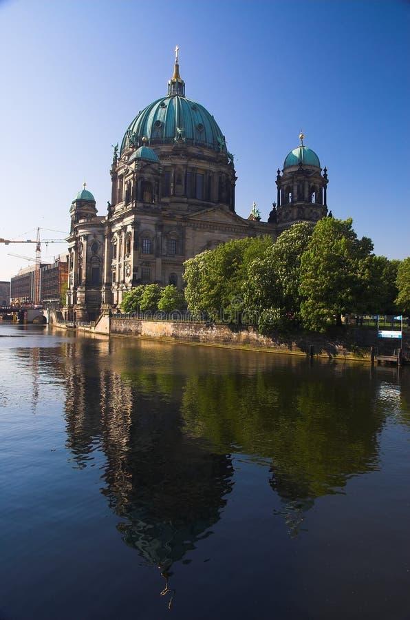 Les DOM de Berlinois photos libres de droits