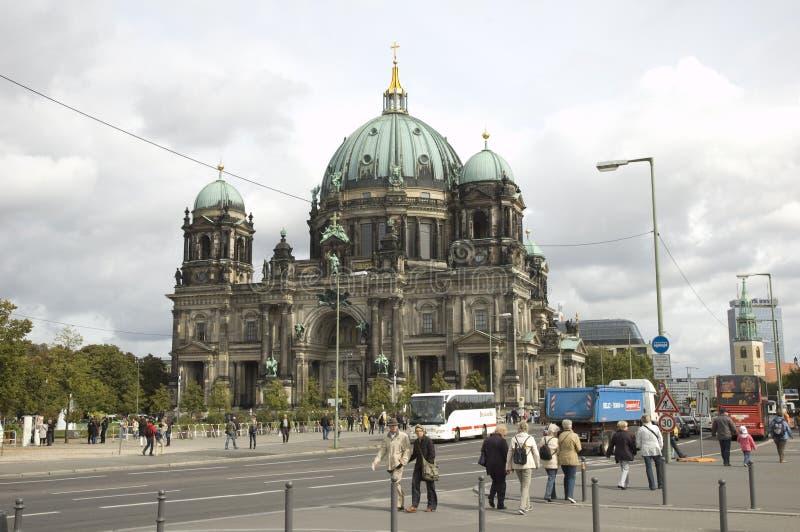 Les DOM de Berlinois, Berlin, Allemagne photographie stock