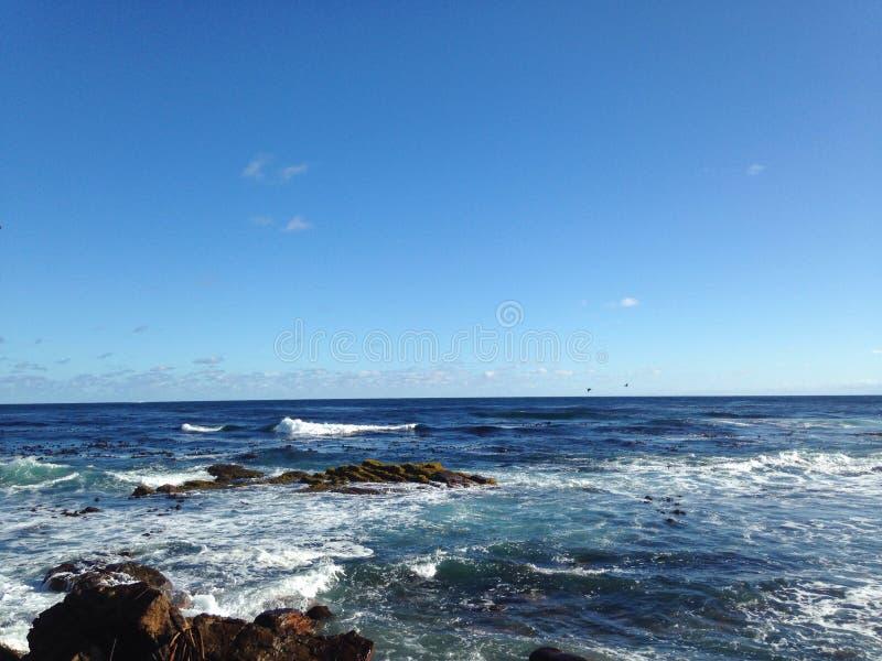 Les eaux d'océan photos libres de droits