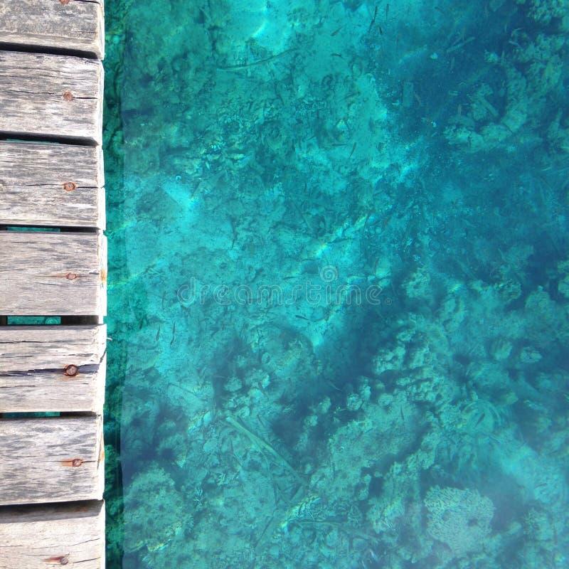 Les eaux de Vierge photos libres de droits