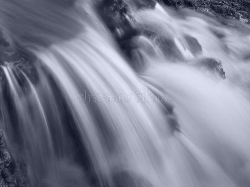 Les eaux paisibles photographie stock libre de droits