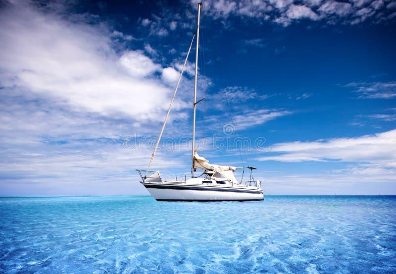 Les eaux tropicales photos stock