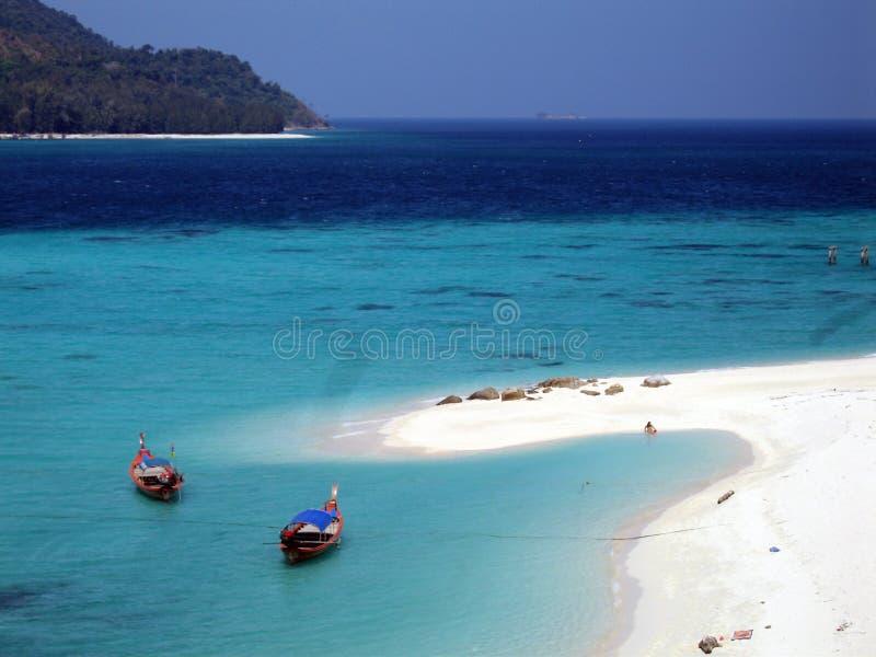 Les eaux tropicales photos libres de droits