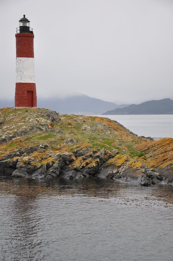 Les Eclaireurs latarnia morska obraz royalty free