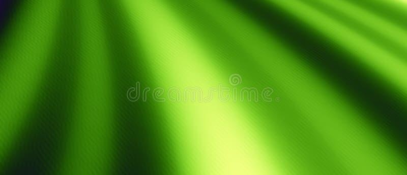 Les en-têtes mous verts de nature d'abrégé sur site Web de fond wallpaper illustration de vecteur