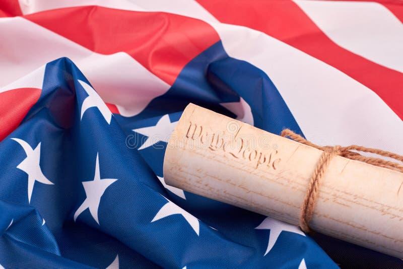 Les Etats-Unis diminuent et hauts étroits de constitution photos libres de droits