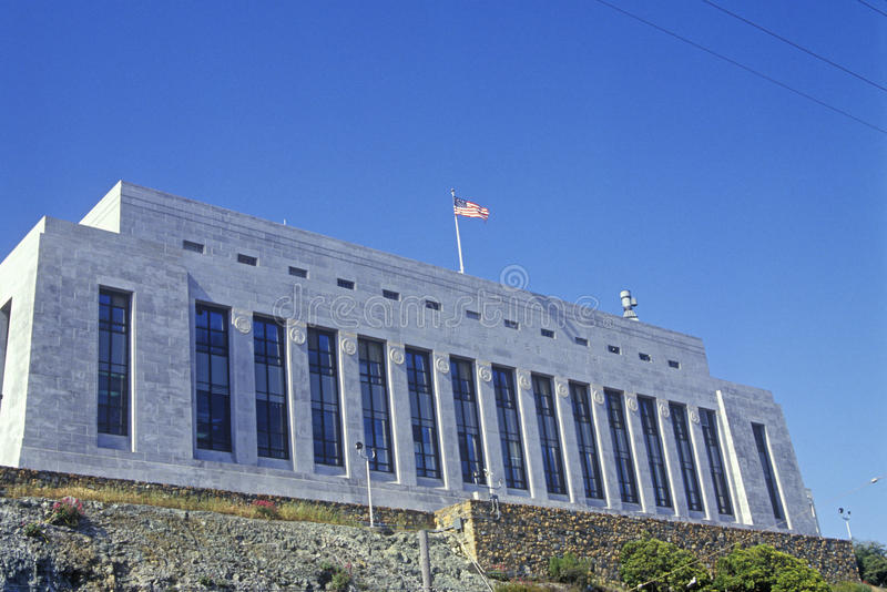 Les Etats-Unis monnayent à San Francisco, la Californie photo libre de droits