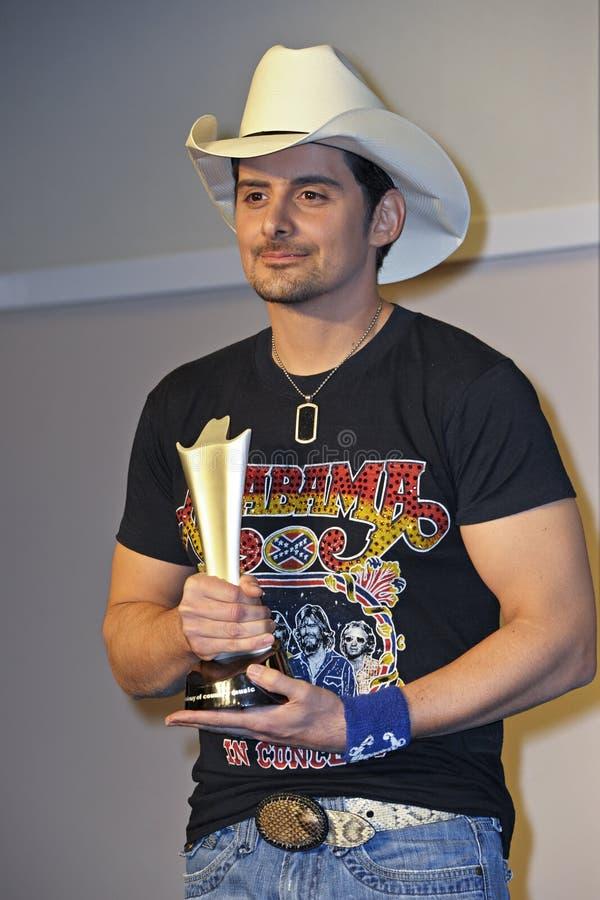 Les Etats-Unis - quarante-sixième académie annuelle des récompenses de musique country images stock