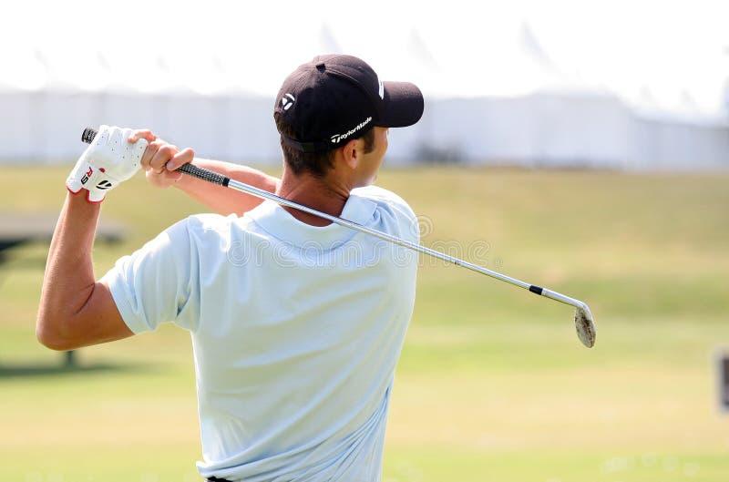Les Français de golf de Martin Kaymer (GER) ouvrent 2009 images stock