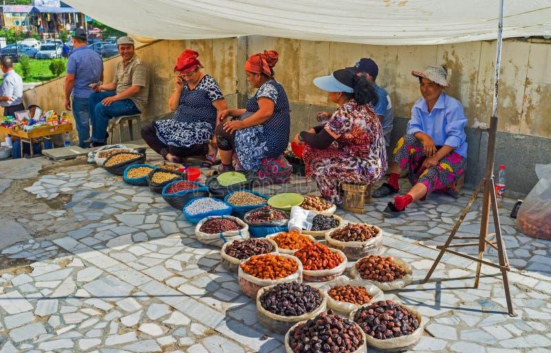 Les fruits secs image stock