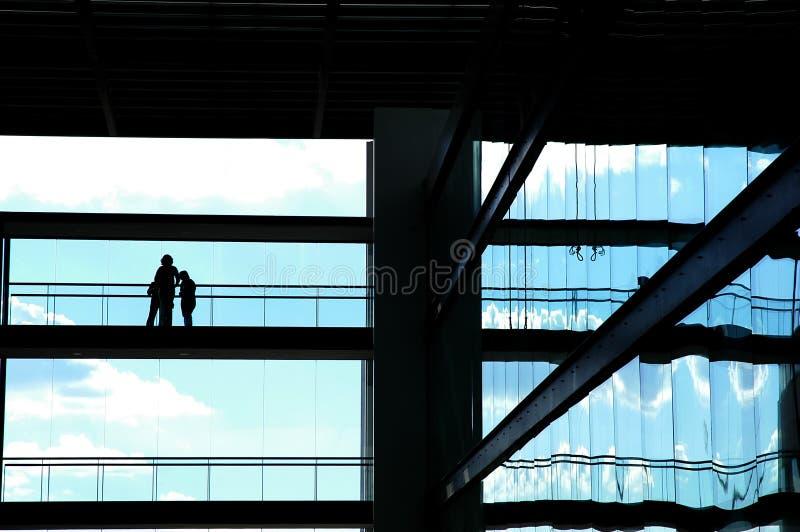 Download Les gens photo stock. Image du ouvriers, intérieur, ciel - 740272