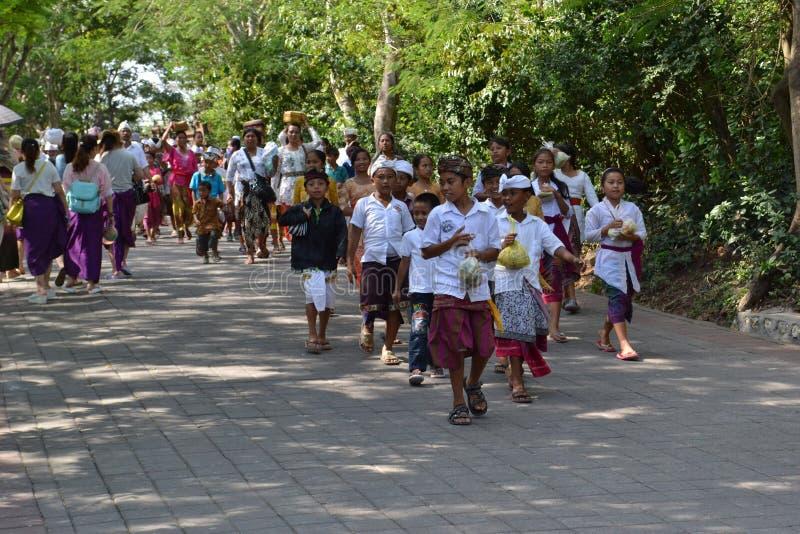 Les gens en Indonésie photos libres de droits
