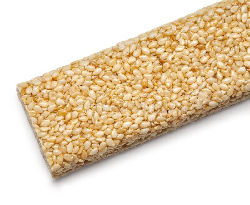 Les graines de sésame image stock