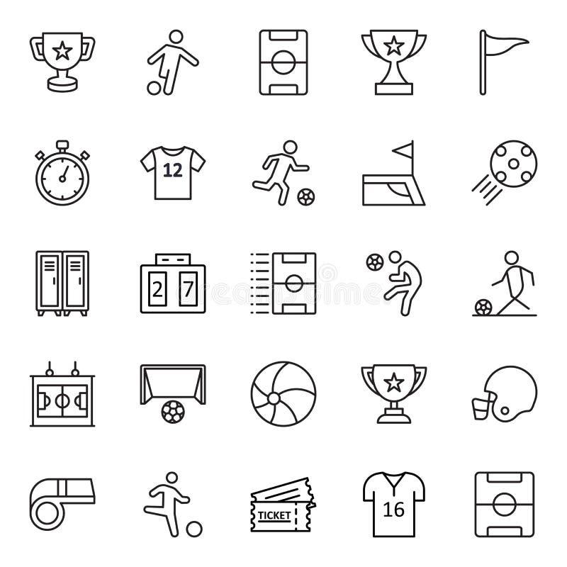 Les icônes de vecteur d'isolement par tourisme emballent qui peuvent être facilement modifiées ou éditées illustration stock