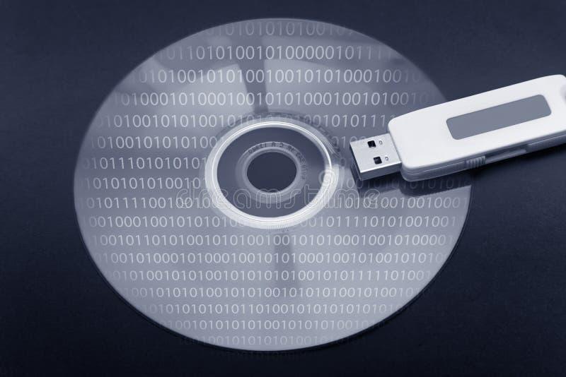 Les informations numériques images libres de droits