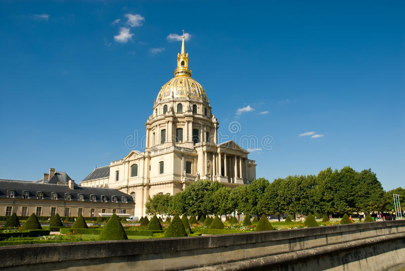 Les Invalides(The National Residence of the Invali