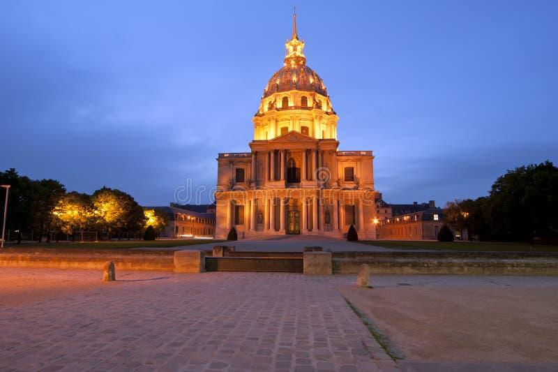 Les Invalides, París, Francia imágenes de archivo libres de regalías