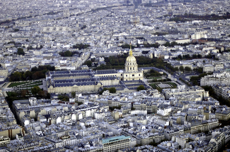 Les Invalides of Paris