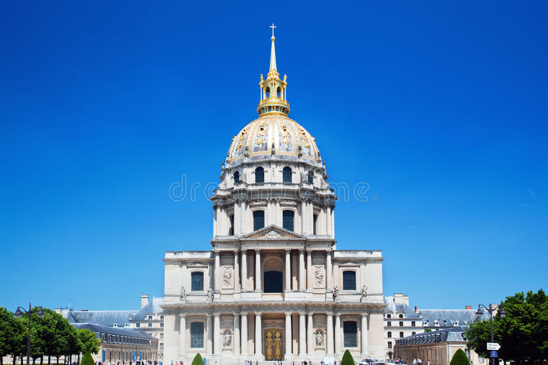 Download Les Invalides, Paris, France Stock Image - Image: 32158957