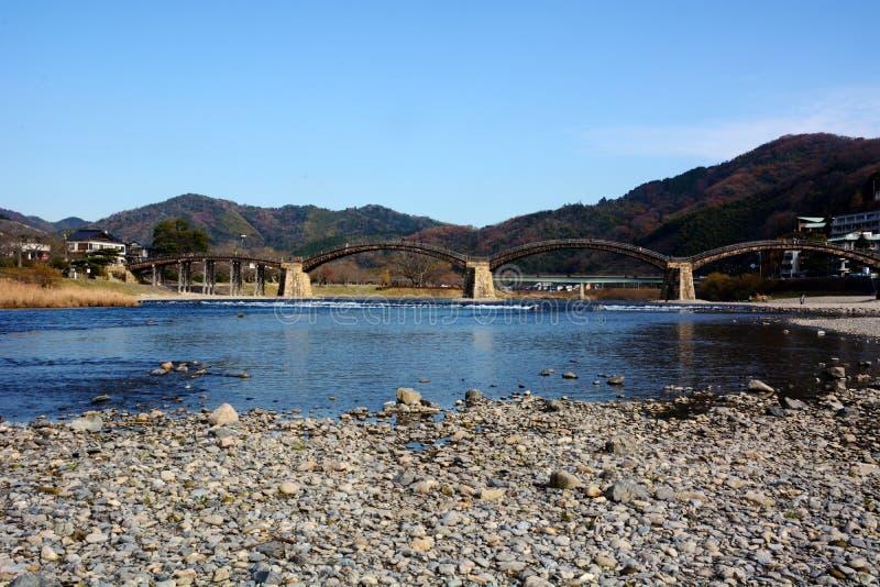 Download Les Japonais Célèbres Wodden Le Pont/Kintaikyo Image stock - Image du wooden, compté: 87704219