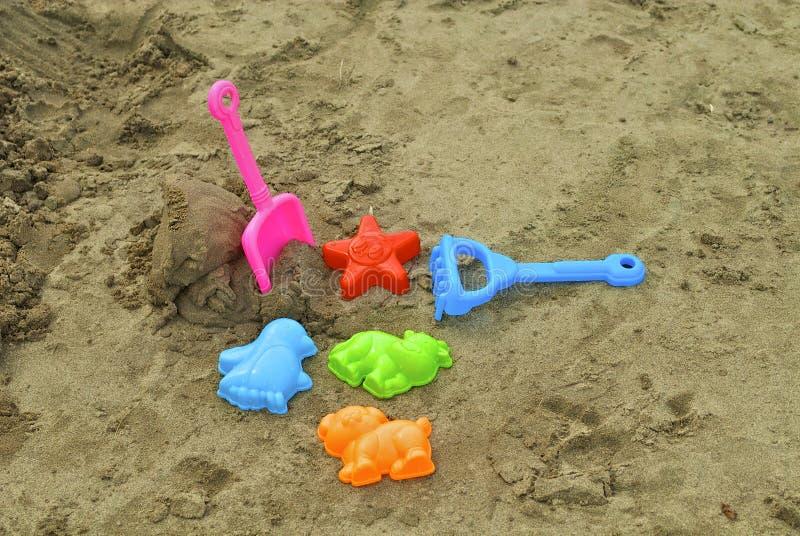 Les jouets des enfants photo libre de droits