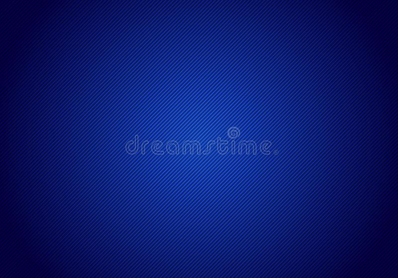 Les lignes diagonales abstraites ont barré le fond et la texture bleus de gradient pour vos affaires illustration de vecteur