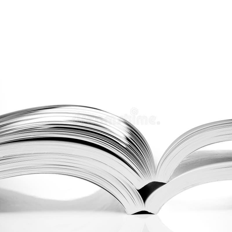 les livres s'ouvrent photos stock