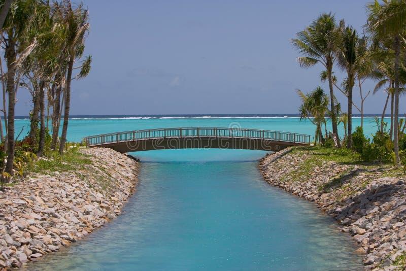 Les Maldives 18 photo stock