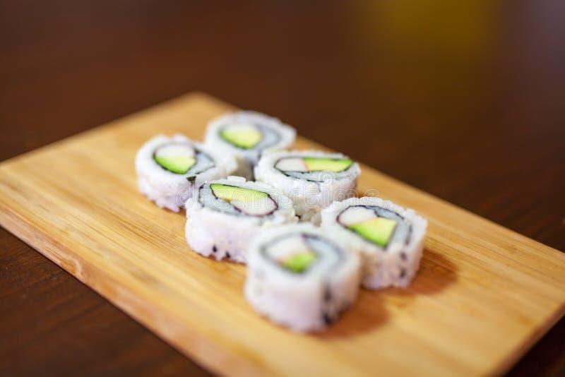 Les meilleurs sushi jamais images stock