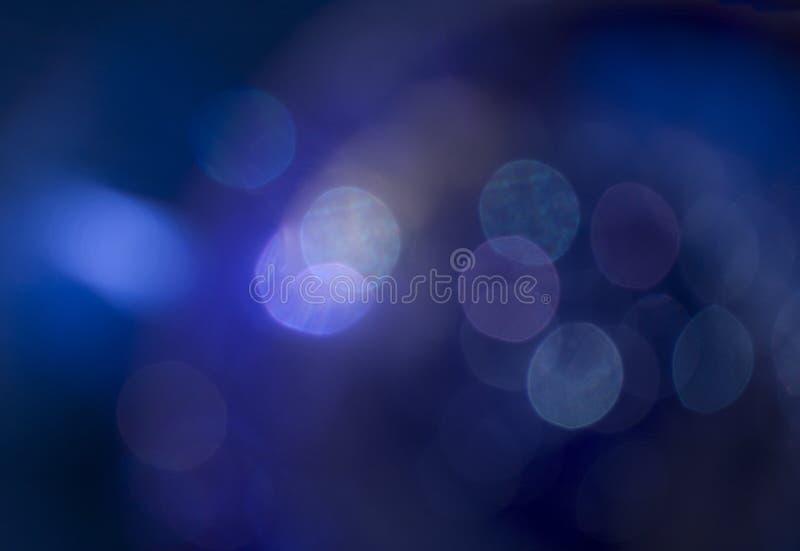 Les milieux dans des couleurs bleu-foncé photographie stock libre de droits