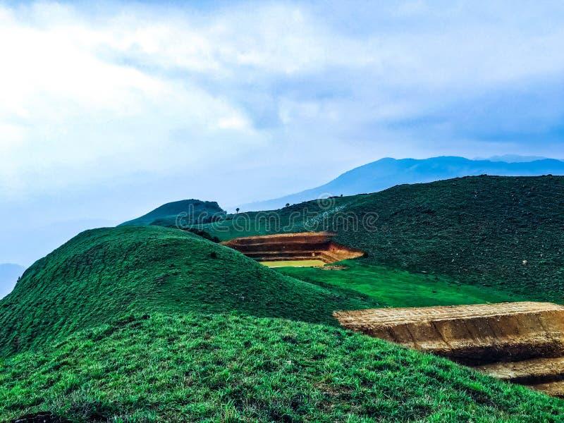 Les montagnes appellent photos libres de droits