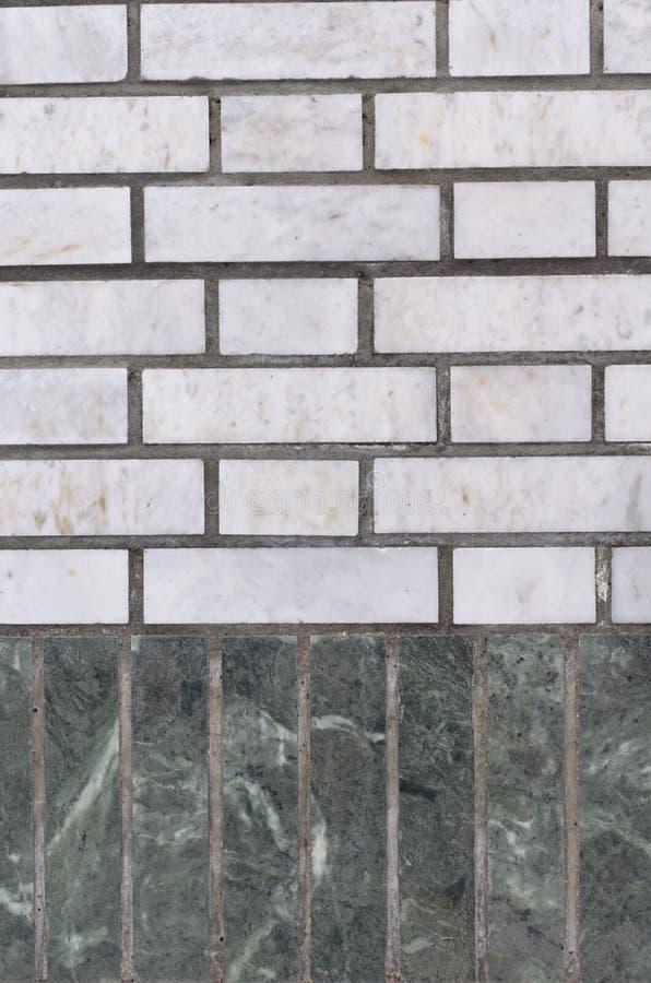 Les murs et le gris de vert de malachite pour le fond photographie stock