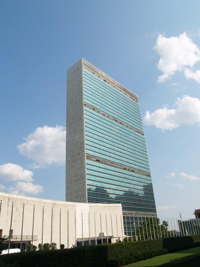 Les Nations Unies New York image libre de droits