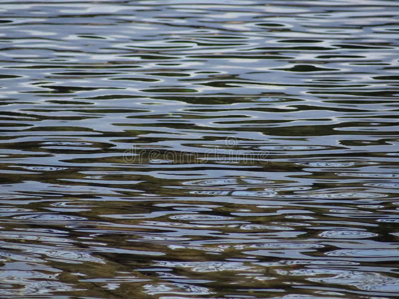 Download Les Ondulations Du Lac Forment Comme Une Danse Image stock - Image du invisible, closeup: 87703205