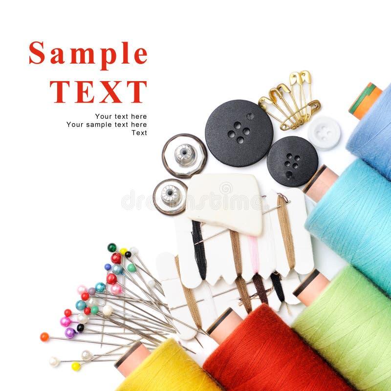 Les outils du tailleur photos libres de droits