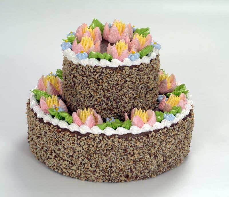 Download Les Pâtisseries, Gâteau De Chocolat Photo stock - Image du frais, romantique: 2140242