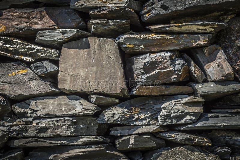 Les pierres sont empilées images libres de droits