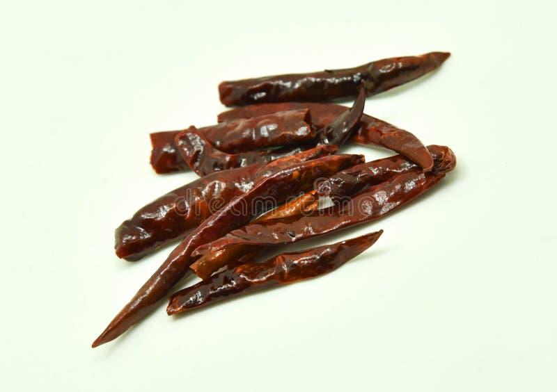 Les piments sèchent photo stock