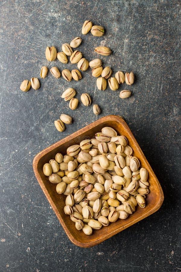 Les pistaches photo stock
