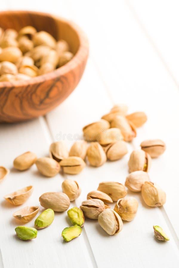 Les pistaches photos libres de droits