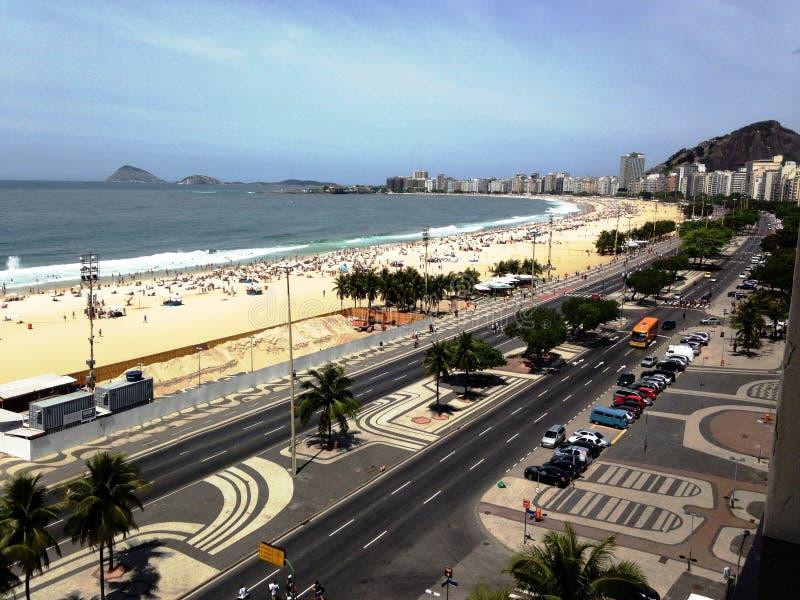 Download Les Plages Sablonneuses D'or Du Brésil à Rio Photo stock - Image du sunset, plus: 45358498