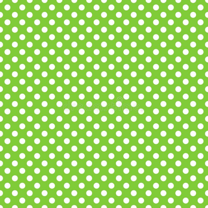 Les points de polka dirigent illustration libre de droits