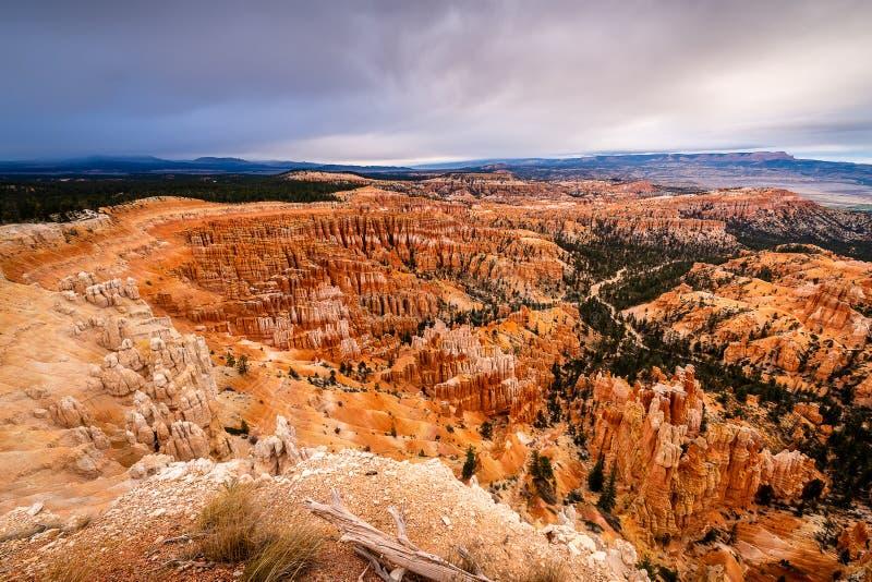 Les porte-malheur de Bryce Canyon National Park photos stock