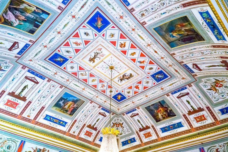 Les résidences de la famille royale de la Savoie photo stock