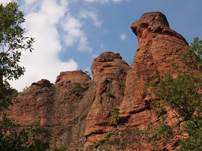 Download Les Roches De Belogradchik Et Le X28 ; Bulgaria& X29 ; Image stock - Image du balkan, montagnes: 77155627