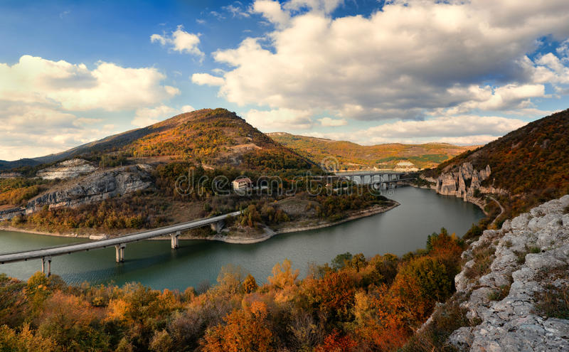 Les roches de miracle, Bulgarie photographie stock