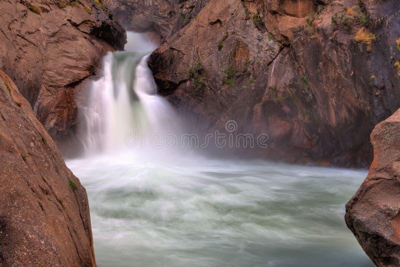 Les Rois Canyon photos libres de droits