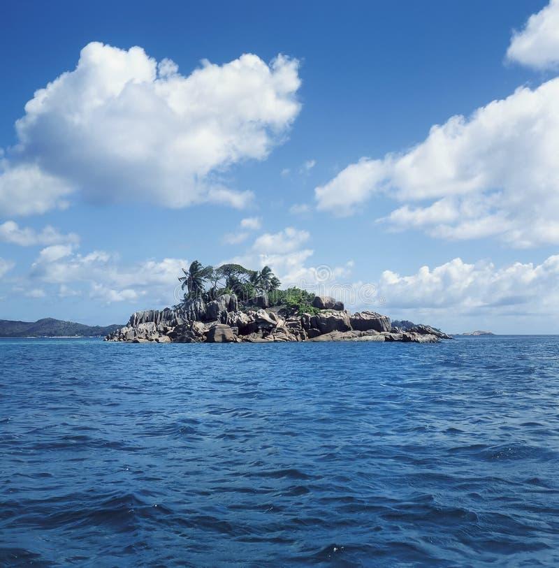 Les Seychelles images stock